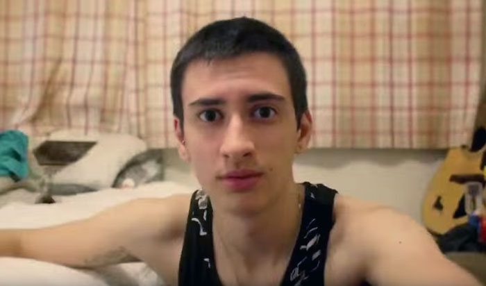 Trans Teen Documents 3 Year Transformation Into A Man (20 pics + video)