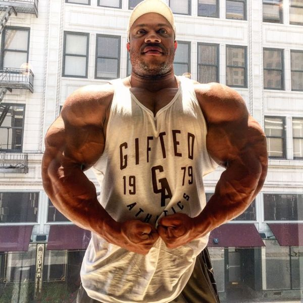 Losing Muscle Is Easy, Gaining It Is The Hard Part (2 pics)