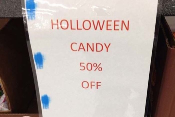 12 Totally Terrifying Halloween Spelling Mistakes (12 pics)