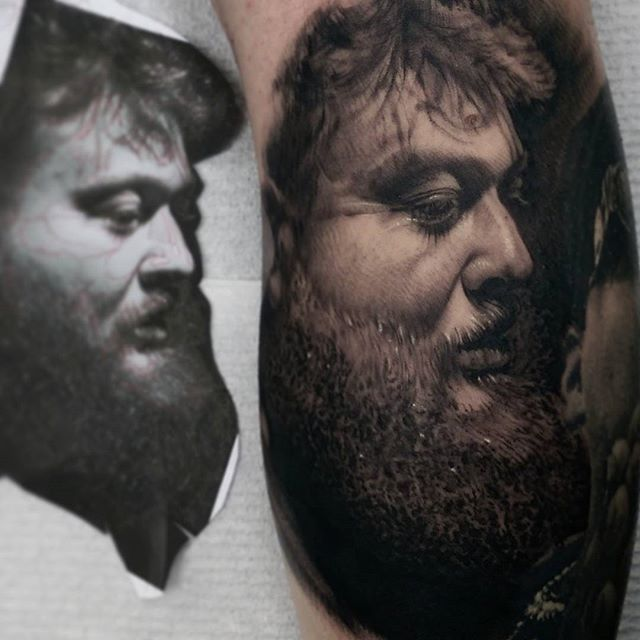 Matt Jordan Creates Some Really Crazy Tattoo Art (27 pics)