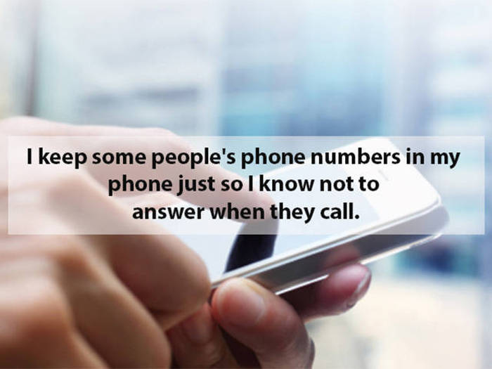 Hilarious Secret Thoughts That People Have in Private (22 pics)