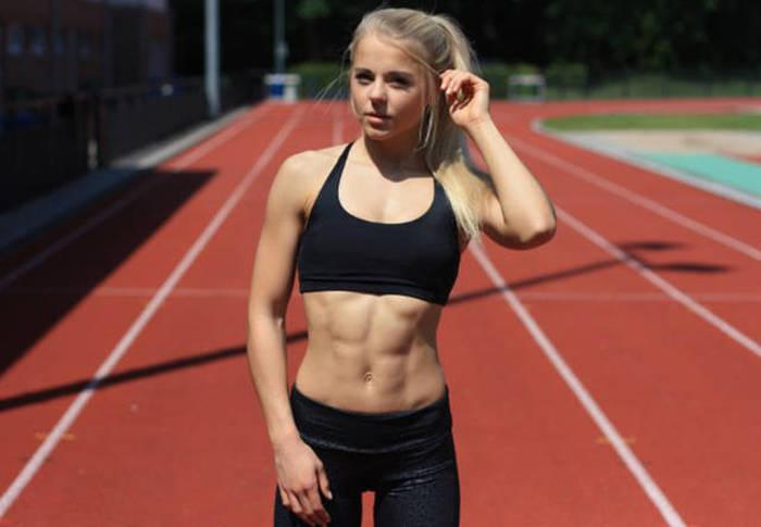 This Gorgeous German Sprinter Is The Next Big Sensation On Instagram (20 pics)