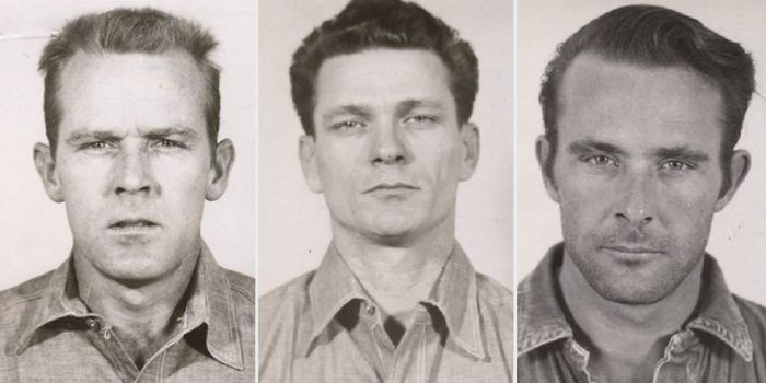 According To Their Families These Alcatraz Escapees May Still Be Alive (6 pics)