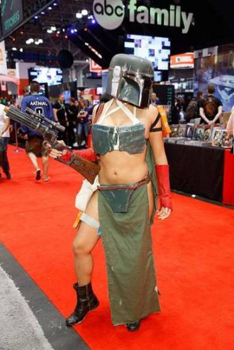 Cosplay Enthusiasts Stepped Up Their Game For New York Comic Con 2015 (50 pics)