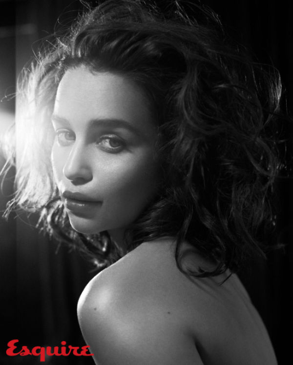 Emilia Clarke Named Sexiest Woman Alive 2015 By Esquire 12 Pics