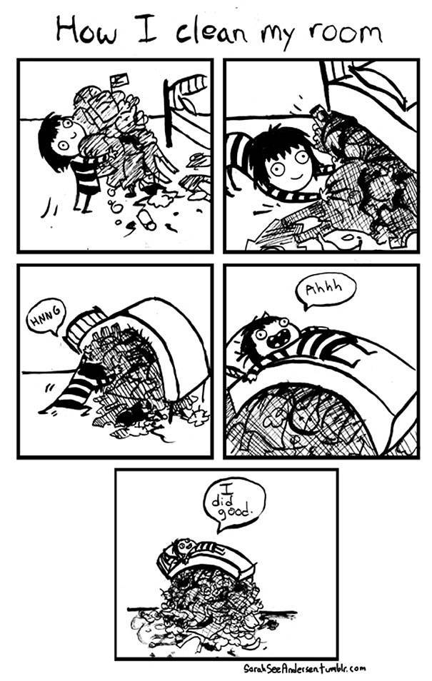 Funny Comics Show What Life Is Really Like For A Woman (50 pics)