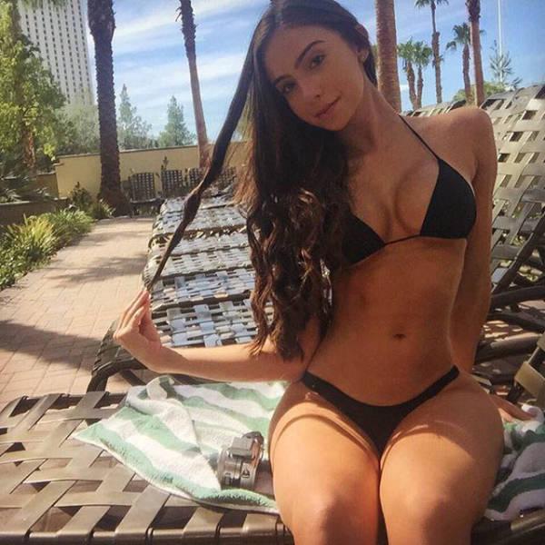 Bruna Rangel Is A Latina Fitness Queen That's Taking Over Instagram (35 pics)