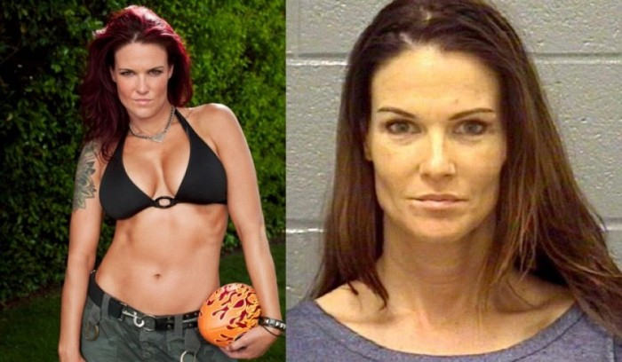 10 Wrestlers Who Got Busted With Embarrassing Mug Shots (10 pics)