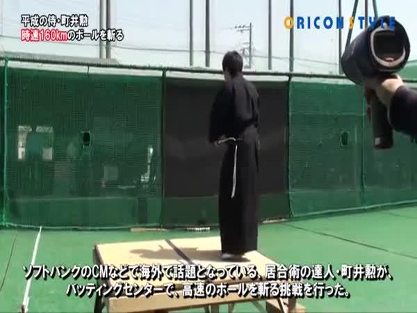 Samurai And Ball