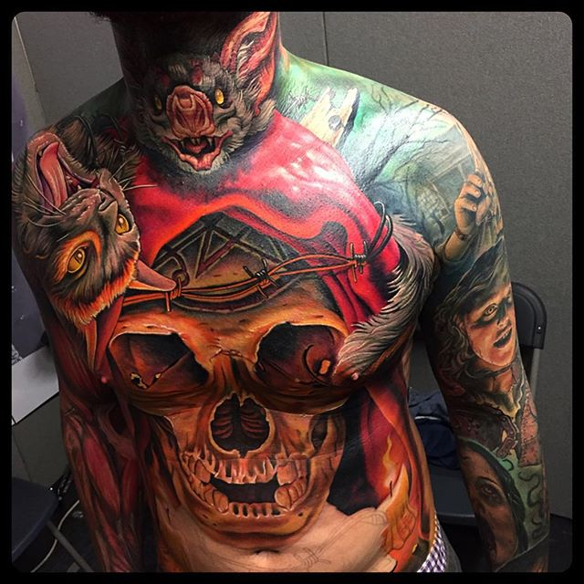 Awesome Tattoos That Are Worth Having On Your Body (24 pics)