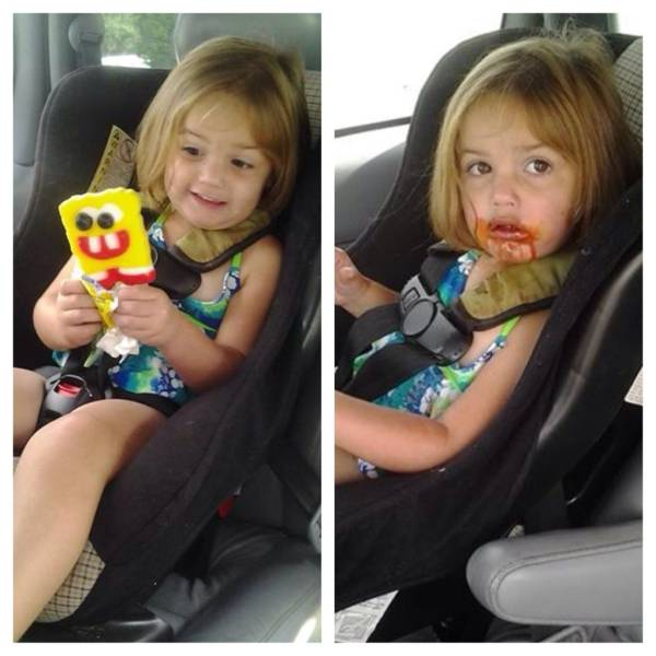 Funny Before and After Pictures That Tell It Like It Is (30 pics)