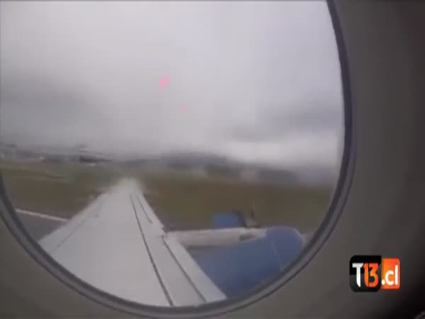 Things You Don't Want To See During A Takeoff