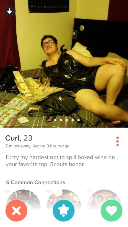 Tinder Profiles That Will Make You Want To Dive Into The Dating Pool (33 pics)