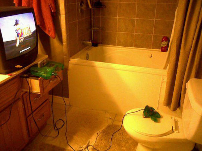 Life Is Full Of Laughs When You're A Gamer (38 pics)