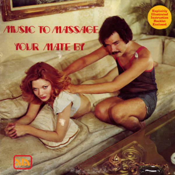 Bizarre Retro Album Covers (24 pics)