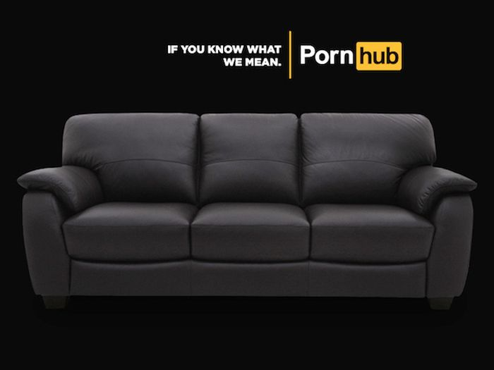 Attention Grabbing Advertisements From Pornhub (23 pics)