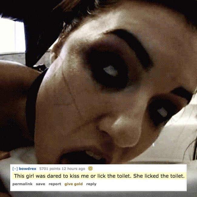 People Reveal The Most Messed Up Things They've Done For Truth Or Dare (8 pics)