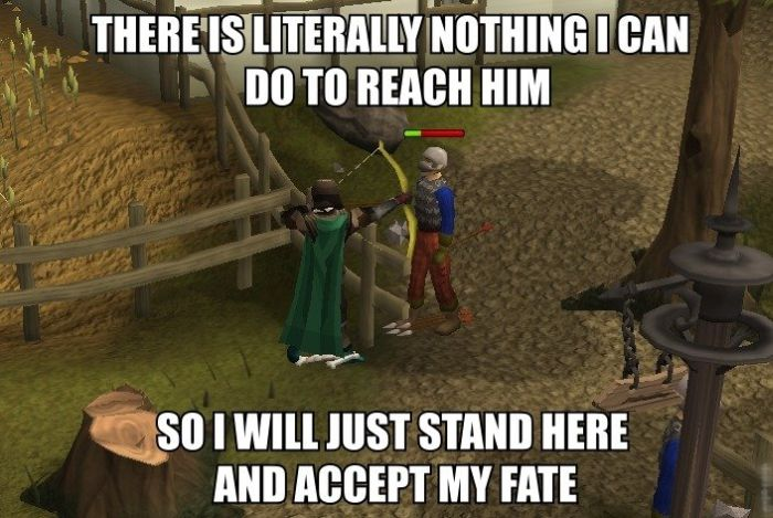 Video Games And Logic Don't Play Well Together (37 pics)