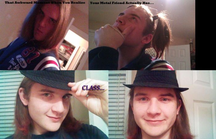 Fedora Wearing Neckbeards That Never Grew Out Of Their Awkward Years (30 pics)