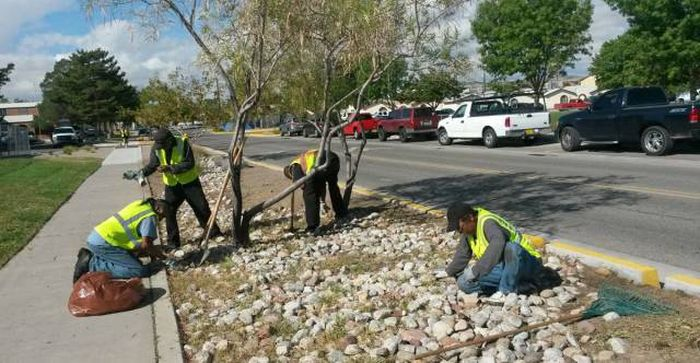 Albuquerque's Mayor Gives The Homeless A New Opportunity (4 pics)