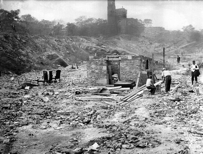 Hooverville in Central Park During The Great Depression (26 pics)