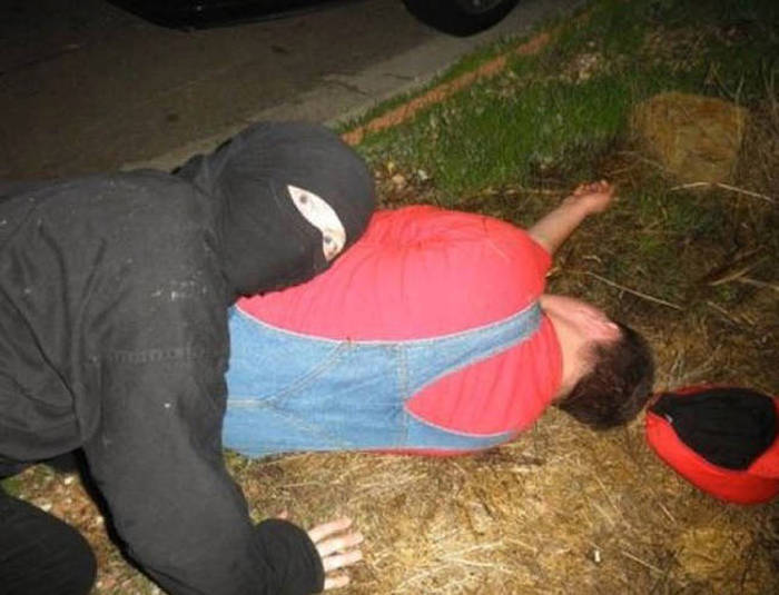 Drunk People Who Had Way Too Much Fun At Halloween Parties (38 pics)