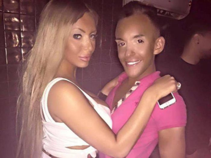 This Couple Is Obsessed With Looking Like Living Dolls (31 pics)