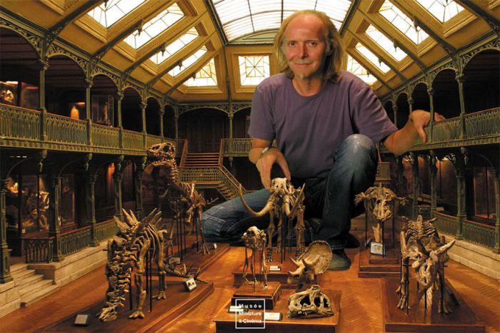 Dan Ohlman Shows Off His Miniature Movie Sets (18 pics)