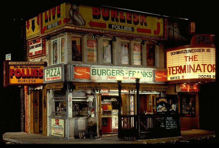 Dan Ohlman Shows Off His Miniature Movie Sets (18 pics)