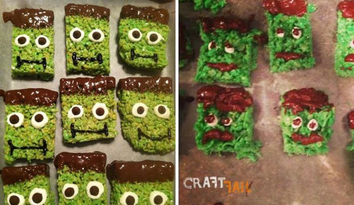 Hilarious Halloween Fails Brought To You By Pinterest (30 pics)