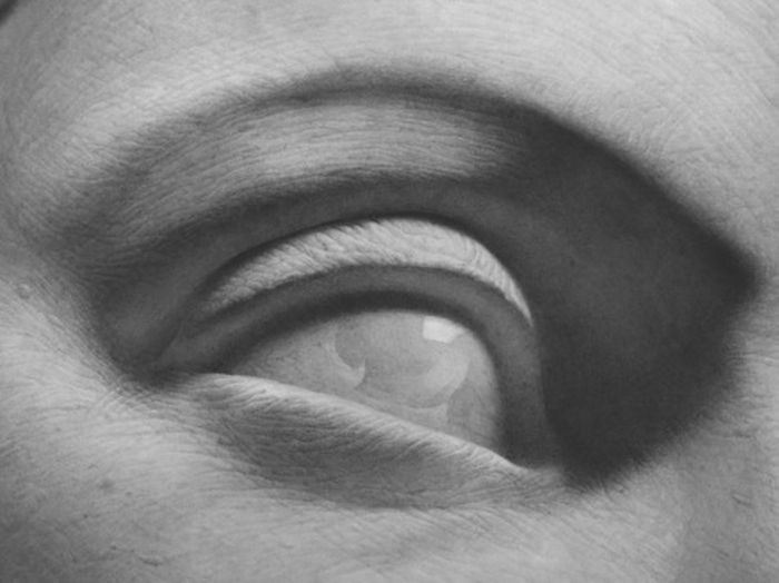 Incredible Drawing Created Using A Pencil Has Insane Amount Of Detail (4 pics)