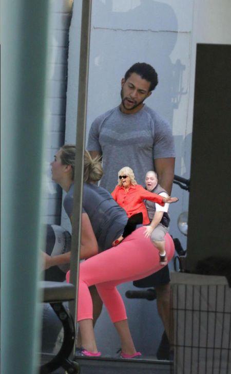 Kate Upton Doing Squats Gets The Photoshop Battle Treatment (18 pics)