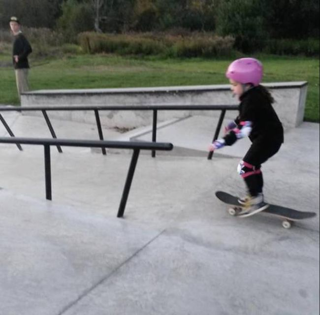 Mom Writes Touching Thank You Letter To A Teenage Skateboarder (4 pics)