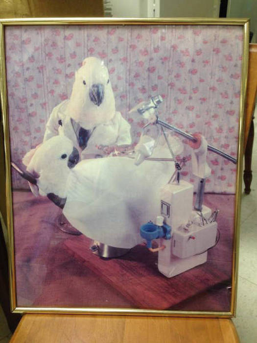 Randomly Awesome Items That You Can Only Find At A Thrift Shop (33 pics)