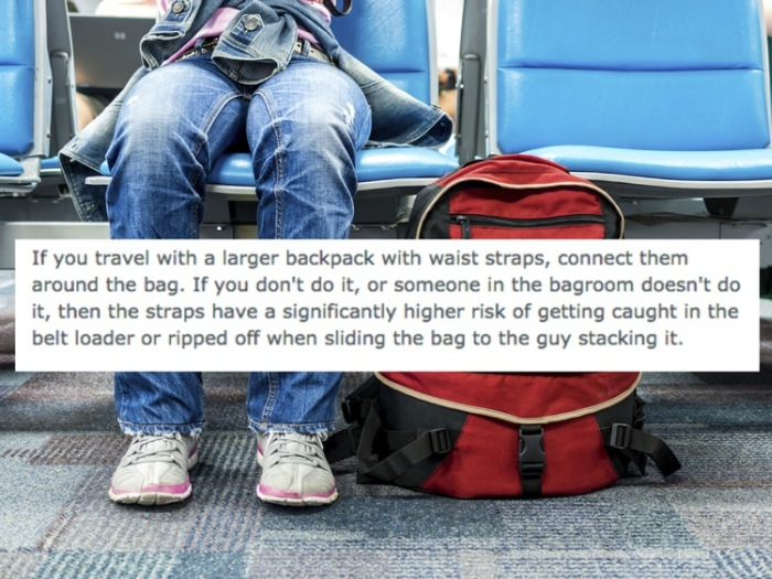 Important Travel Tips From Airport Baggage Handlers (11 pics)
