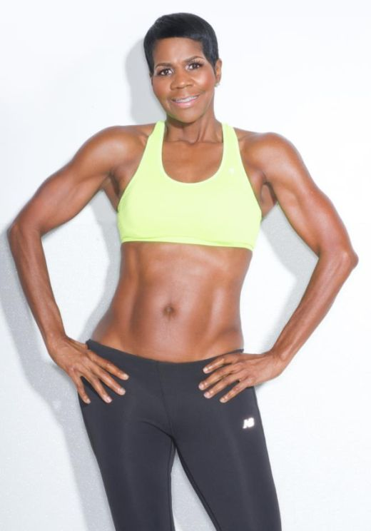 This 63 Year Old Mom Decided To Become A Fitness Trainer On A Whim (7 pics)