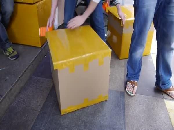 Parcel Packaging