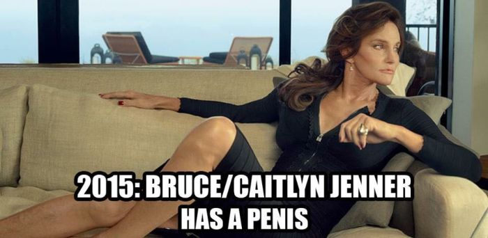 Caitlyn Jenner Is The 2015 The Woman Of The Year (2 pics)