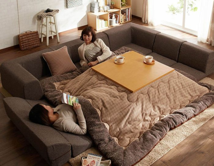 This Awesome Japanese Invention Will Make You Want To Stay In Bed All Day (8 pics)