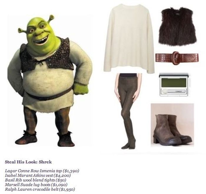find the perfect halloween costume with tumblrs steal her look 31 pics