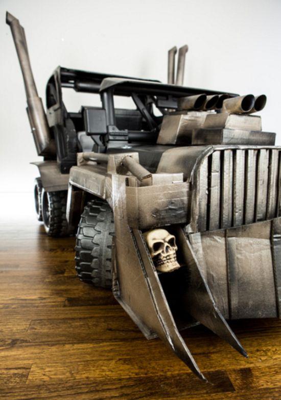 Stunning Halloween Mad Max Costumes (7 pics)