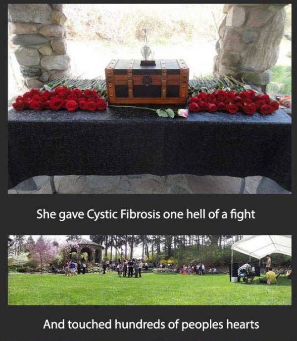 Teenage Girl Uses Her Battle With Cystic Fibrosis To Inspire Others (15 pics)