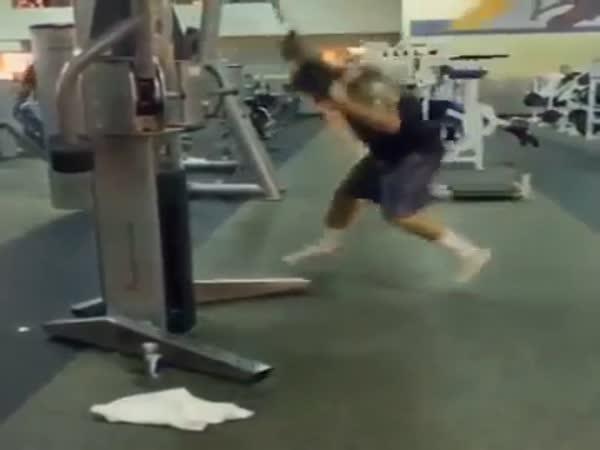 Strange Workout