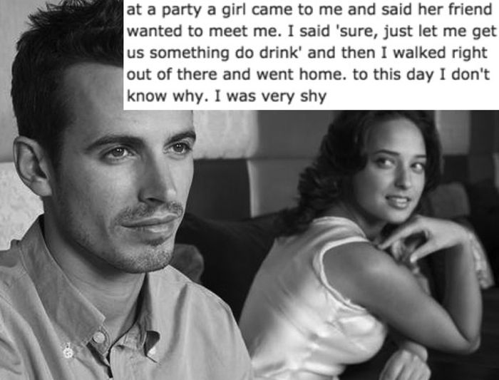People Recall Awful Moments When They Cock-Blocked Themselves (11 pics)