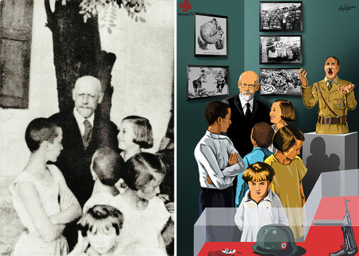 Painter Gunduz Aghayev Imagines A Perfect World For Children (9 pics)