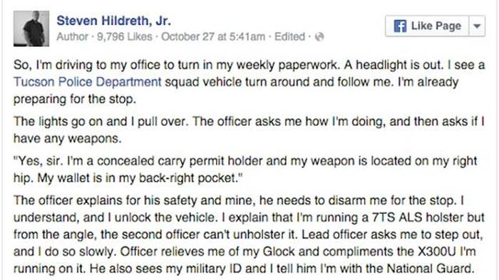 This Story Is Living Proof That Not All Cops Are Bad (5 pics)