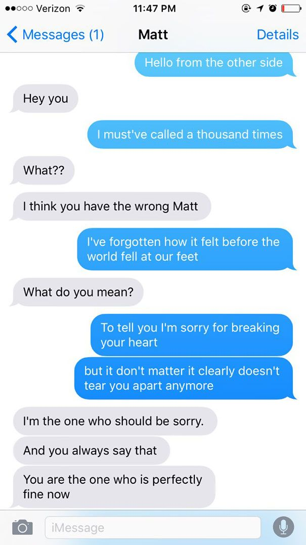 Woman Uses Adele Lyrics To Troll Her Ex Boyfriend (2 pics)