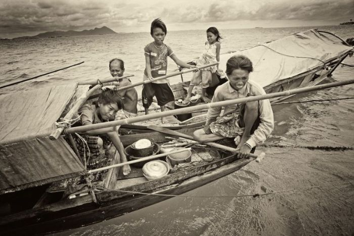 The Bajau Are The Gypsies Of The Sea (26 pics)