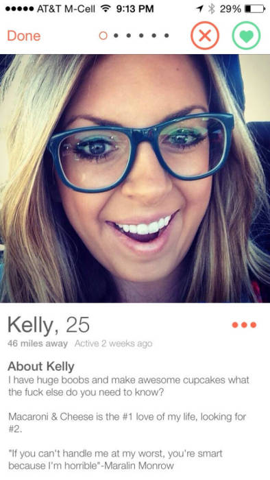 Girls On Tinder Really Don't Like To Hold Anything Back (40 pics)