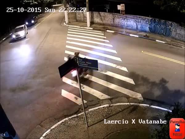 Robbery in Brazil